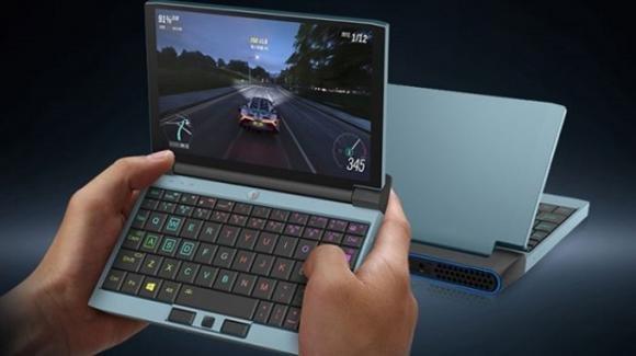 OneGX1: da One Netbook il mini portatile che diventa una Nintendo Switch