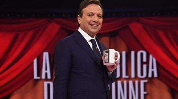 """Piero Chiambretti smentisce il ritiro dalla tv: """"Torno e raddoppio!"""""""