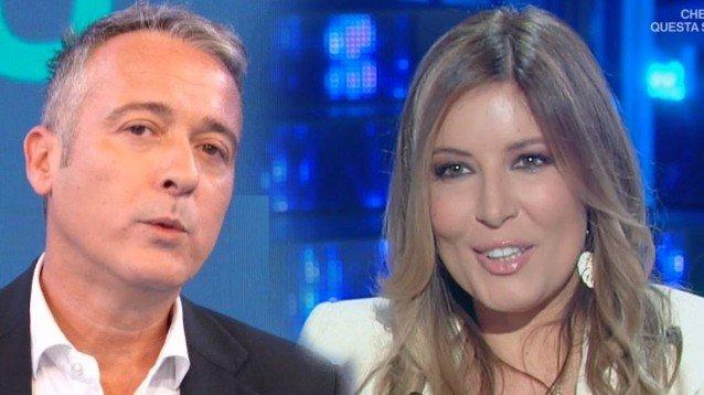 Milano: figlio Lucarelli contesta Salvini a gazebo Lega, identificato