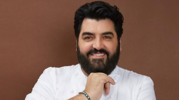 Lo chef Antonino Cannavacciuolo dimagrito di 30 kg