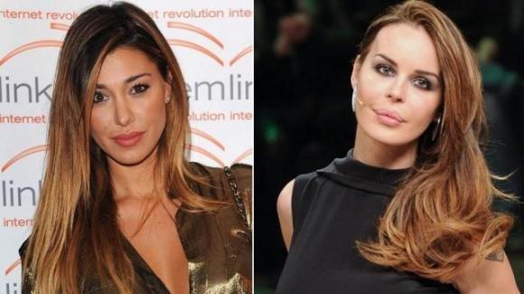 Pace fatta tra Belen Rodriguez e Nina Moric, galeotta è stata la serata a Capri