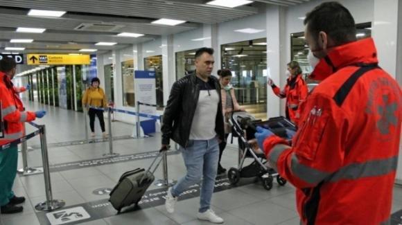 Roma: tamponi in aeroporto per chi proviene da Paesi ad alto rischio contagio