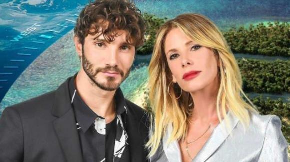 Flirt presunto tra Stefano De Martino e Alessia Marcuzzi: arriva la reazione della conduttrice