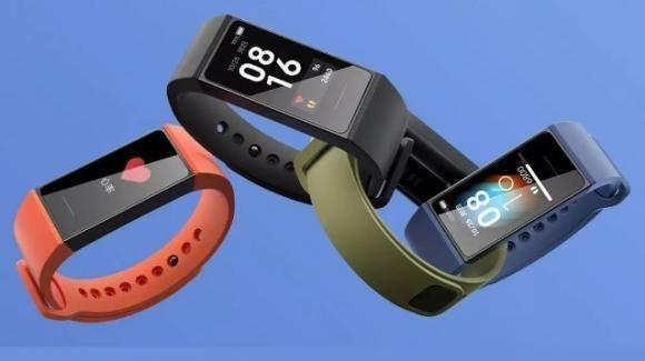 Mi Smart Band 4C: annunciato il nuovo fitness tracker low cost Xiaomi