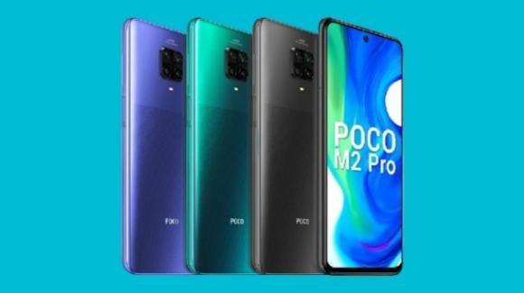 Poco M2 Pro presentato il nuovo medio-gamma by Xiaomi, con specifiche e prezzi