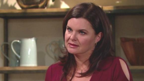 Beautiful, anticipazioni americane: Katie ha un collasso e Bill va nel panico