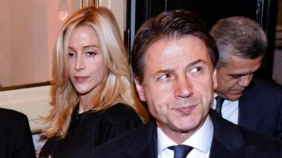 Premier Conte, weekend romantico con Olivia Paladino