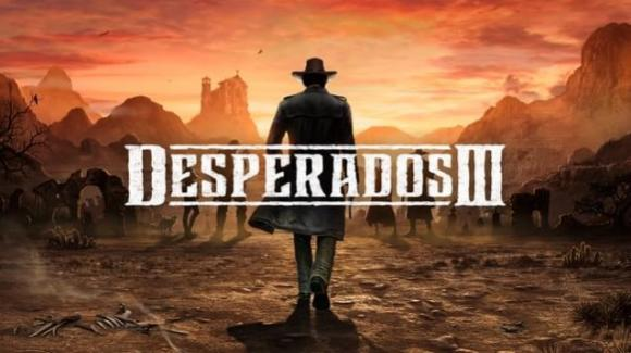"""Desperados 3"": i banditi del West all'assedio in uno strategico di tattica ed imboscate"