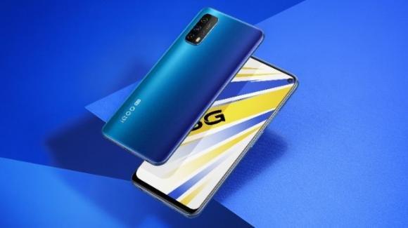 iQOO Z1x 5G: è nato il gaming phone di fascia media, con 5G e tanto altro