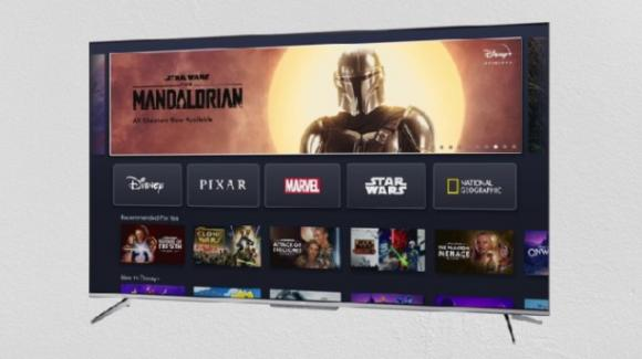 TCL presenta la nuova serie di smart TV TCL P71 con Android TV