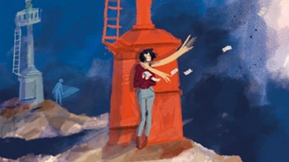 """""""Il mare verticale"""", la graphic novel sugli attacchi di panico"""