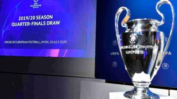 Champions League: sorteggiato il tabellone della fase finale