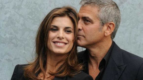 """Elisabetta Canalis, la confessione di George Clooney sulla loro storia: """"Ciò che non sapete di lei"""""""