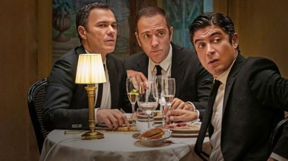 """""""Gli infedeli"""", la nuova commedia italiana su Netflix"""