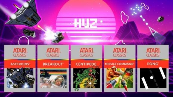 5 classici del gaming Atari sbarcano su mobile e via web grazie ad Azerion