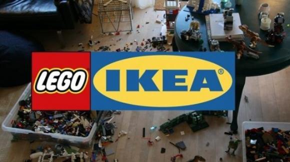 Bygglek: ecco i primi prodotti frutto della collaborazione Lego-Ikea