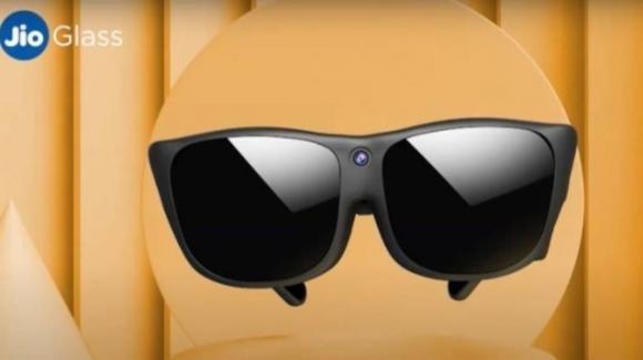 Jio Glass: annunciati gli occhiali smart, per la Mixed Reality, di Reliance