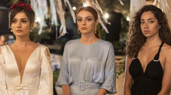 Come sorelle, anticipazioni terza puntata del 22 luglio: duro scontro tra Azra e Çilem, Sinan minaccia Ipek