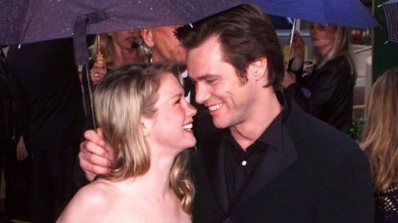 """Jim Carrey confessa: """"Renee Zellweger è stata il grande amore della mia vita"""""""