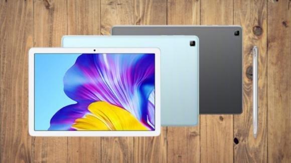 ViewPad 6e ViewPad X6: ufficiali i tablet di Honor con processore Kirin 710A
