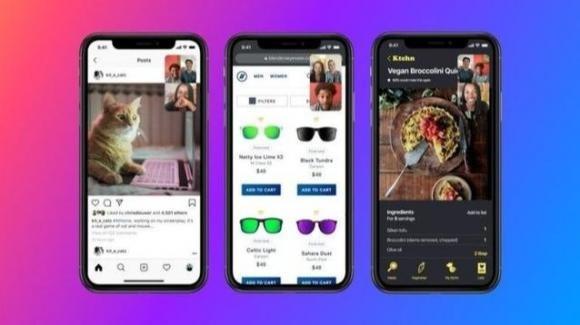 Messenger per Android/iOS ora supporta la condivisione dello schermo