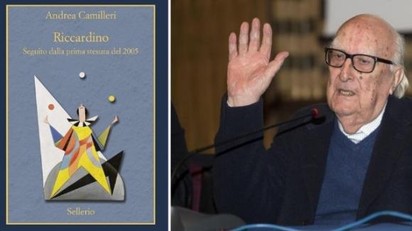 """""""Riccardino"""", l'ultima fatica letteraria di Andrea Camilleri"""