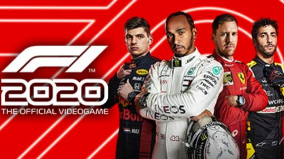 """""""F1 2020"""": il titolo si aggiorna per la stagione lampo del 2020, fedelissimo per tradizione e qualità"""