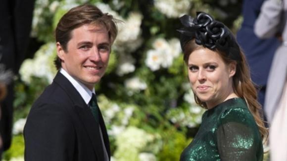 Beatrice di York ha sposato l'imprenditore italiano Edoardo Mapelli Mozzi