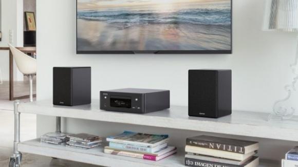 CEOL N11 DAB: da Denon l'all-in-one per l'intrattenimento audio domestico