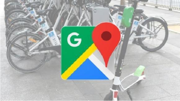 Google Maps: in arrivo diverse novità a favore di chi si sposta in bici