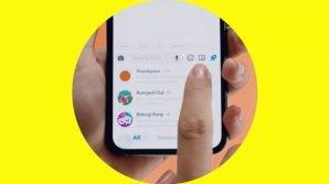 Snapchat: rilasciati i primi Snap Mini e la sezione Here for You