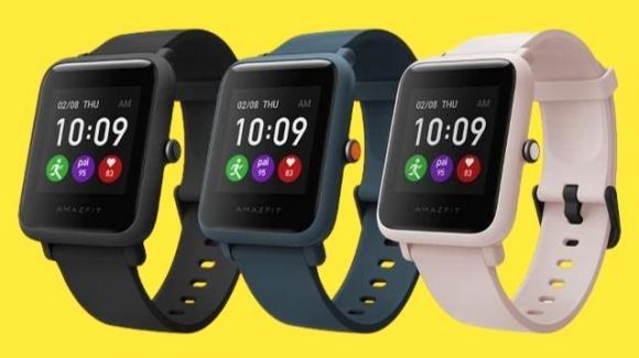 Amazfit Bip S Lite: ufficiale lo smartwatch iper low cost con 1 mese d'autonomia