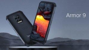 Ulefone Armor 9: ufficiale lo smartphone rugged con termocamera ed endoscopio