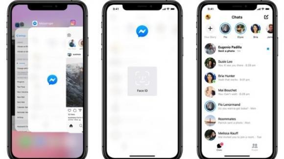 Messenger: ecco le novità per la privacy annunciate da Facebook