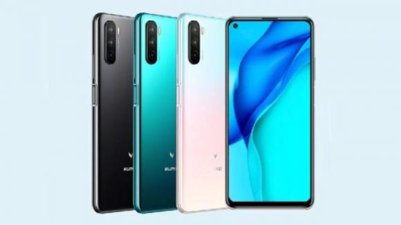Huawei Maimang 9: ufficiale il mediogamma 5G probabile Mate 40 Lite
