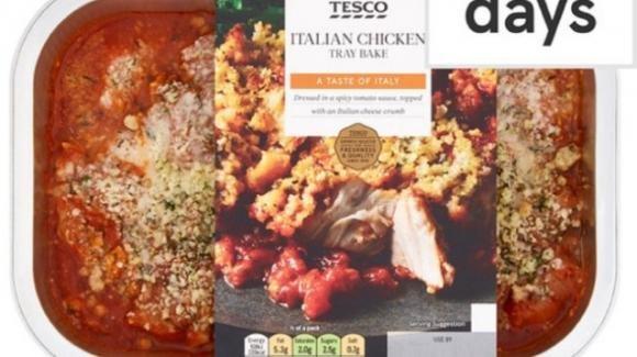 """Regno Unito: topo morto nel """"pollo all'italiana"""""""