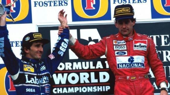 Alain Prost impedì ad Ayrton Senna di arrivare in Ferrari nel 1991
