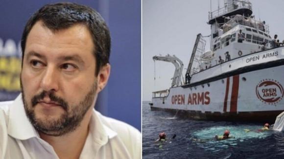 Migranti, caso Salvini-Open Arms: al Senato si vota sull'autorizzazione a procedere