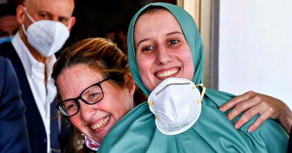 """Silvia Romano parla dopo il sequestro: """"Vi spiego perchè ho deciso di convertirmi all'Islam"""""""