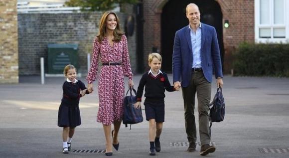 Cambiamenti in vista per il principino George. Kate Middleton sta meditando una scelta