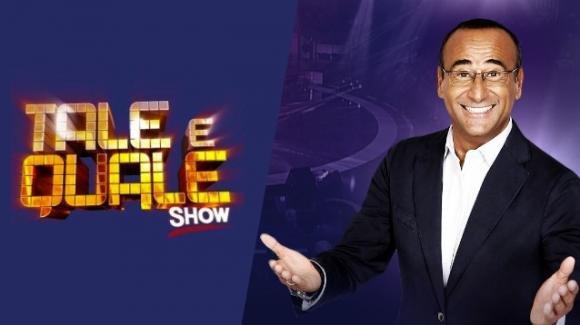 Tale e Quale Show 2020, Carlo Conti annuncia i 10 vip: tra loro una sorpresa