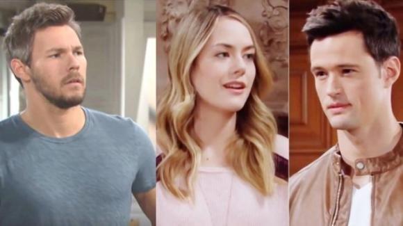 """Beautiful, anticipazioni americane: Liam implora Wyatt di scoprire il """"segreto"""" che nasconde Flo"""