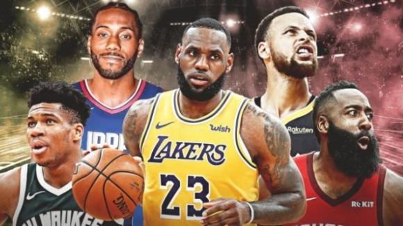 NBA, 30 e 31 luglio 2020: riprende la stagione con le vittorie di Lakers e Bucks