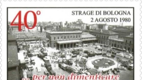 40 anni dalla Strage di Bologna: il ricordo in un francobollo