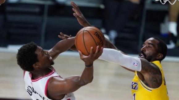 NBA 2020: i Raptors stendono i Lakers, gli Heat demoliscono i Nuggets