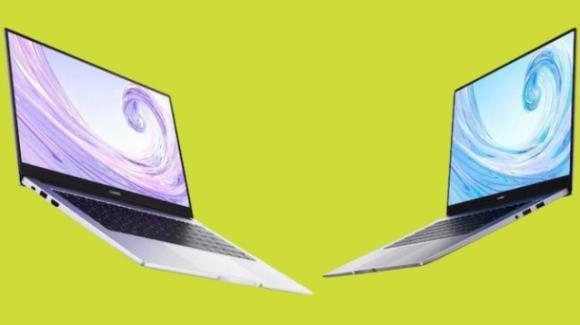MateBook D14 e MateBook D15 2020: ora aggiornati con i processori AMD Ryzen 4000