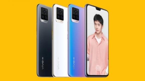 Vivo S7: presentato il super cameraphone accessibile con 5G