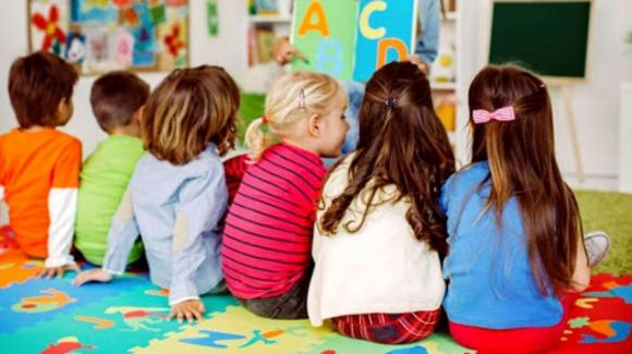 Scuola dell'infanzia, ripresa a settembre: probabile aumento dell'organico