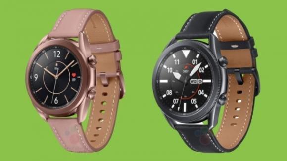 Galaxy Watch 3: Samsung lancia il guanto di sfida a Garmin e Apple