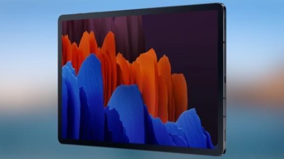 Galaxy Tab S7 ed S7 Plus: ufficiali i nuovi tablet professionali di Samsung